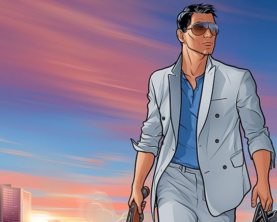 'Archer' Promotes New Season by Posting Nude Pics to Reddit's GoneWild Forum
