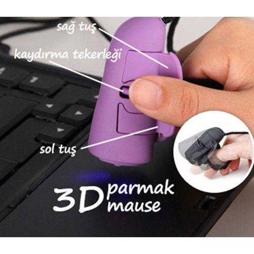 3D Parmak Mouse :: DEVesnaf