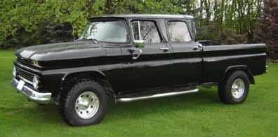 chad berg 39 s 1963 chevy crew cab fabricating a truck auto pinterest cars gm trucks and. Black Bedroom Furniture Sets. Home Design Ideas