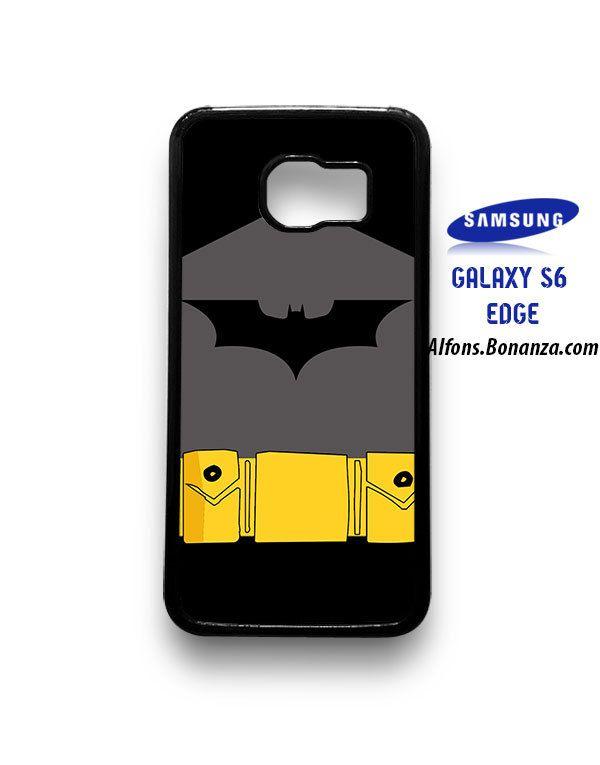 Clothes Batman Samsung Galaxy S6 EDGE Case