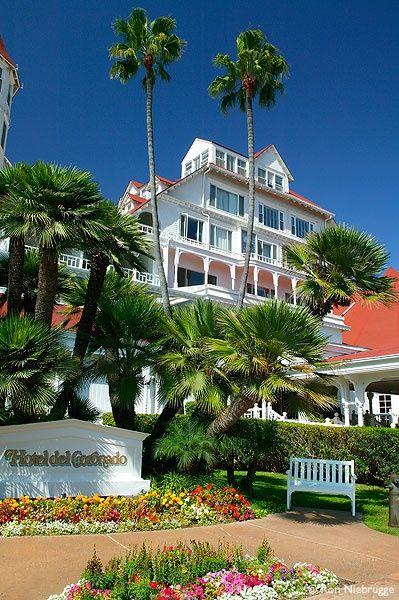 Hotel del Coronado, California |