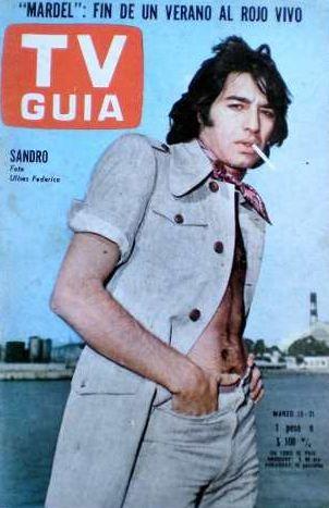 Argentina Retro: 1972 - Sandro