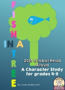 Teaching character traits and how they change will be a breeze when you are reading the Global Read Aloud Fish in a Tree. What you get: A character traits graphic organizer for Ally, Shay, Keisha, Jessica, Albert, Mr. Daniels, Mrs. Hall, Allys Mom and one blank one for any additional characters youd like students to analyze.