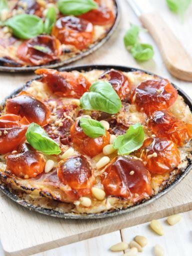 poivre, courgette, tomate, oignon, huile d'olive, parmesan, aubergine, pâte brisée, sel, herbes de provence, poivron