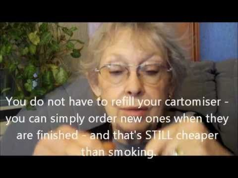 I love this lady.  Her accent is gorgeous and she is an asset to the vaping community. ;)  *She gives a great explanation of vaping & how it works.*