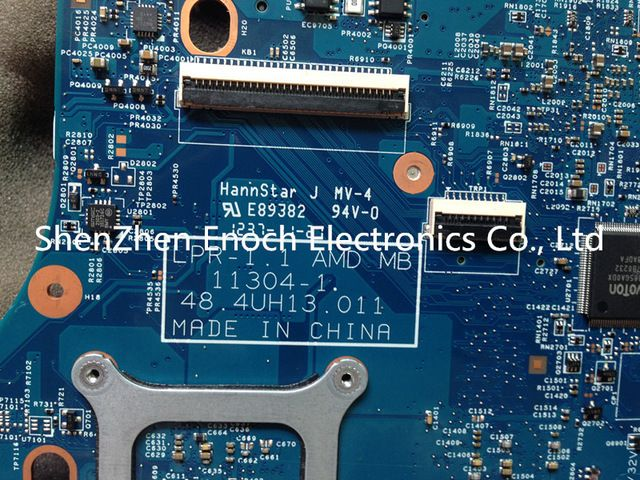 Laptop Motherboard For Lenovo E330 E335 integrated with CPU LPR-1 11304-1 48 4UH13 011 FRU:04W4179 US $129.00 /piece click the link to buy http://goo.gl/PsgIHT