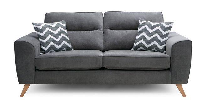 Brody 3 Seater Sofa Plaza Dfs Corner Sofa Fabric Fabric Sofa Traditional Sofa