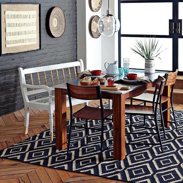 Dining Room Bench South African Design At West Elm
