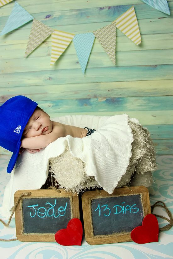Fotografia infantil - Ensaio Newborn - Drika Marinho Fotografia - 14536