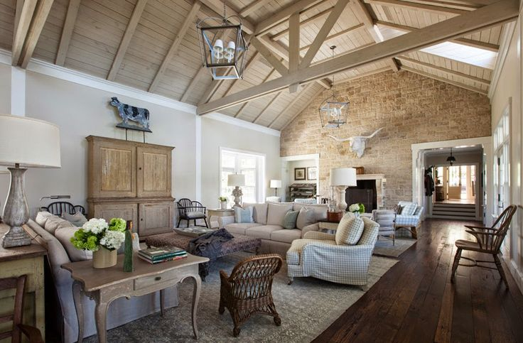 TG interiors: Light Stained Woods