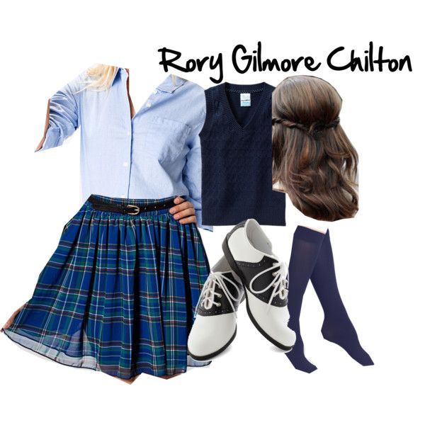Rory Gilmore Chilton Uniform Rory Gilmore Gilmore Girls