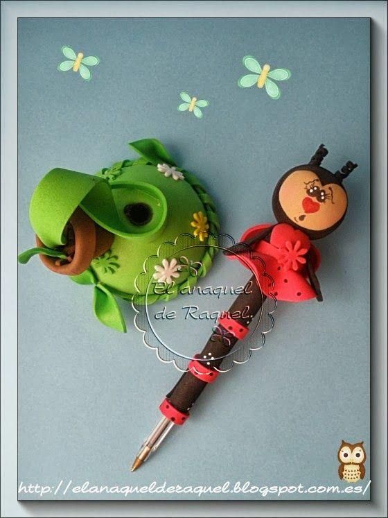Katicabogár caneta