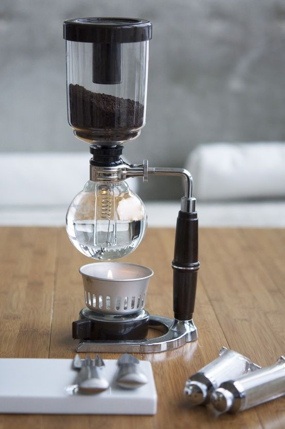 God that's sexy - Syphon coffee machine #coffee #syphon