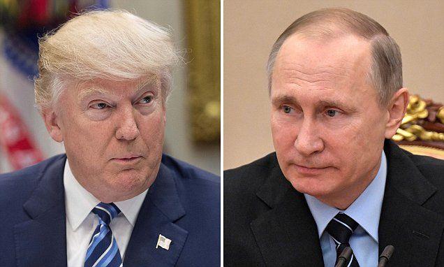 In call with Putin, Trump denounced Obama-era nuclear arms treaty