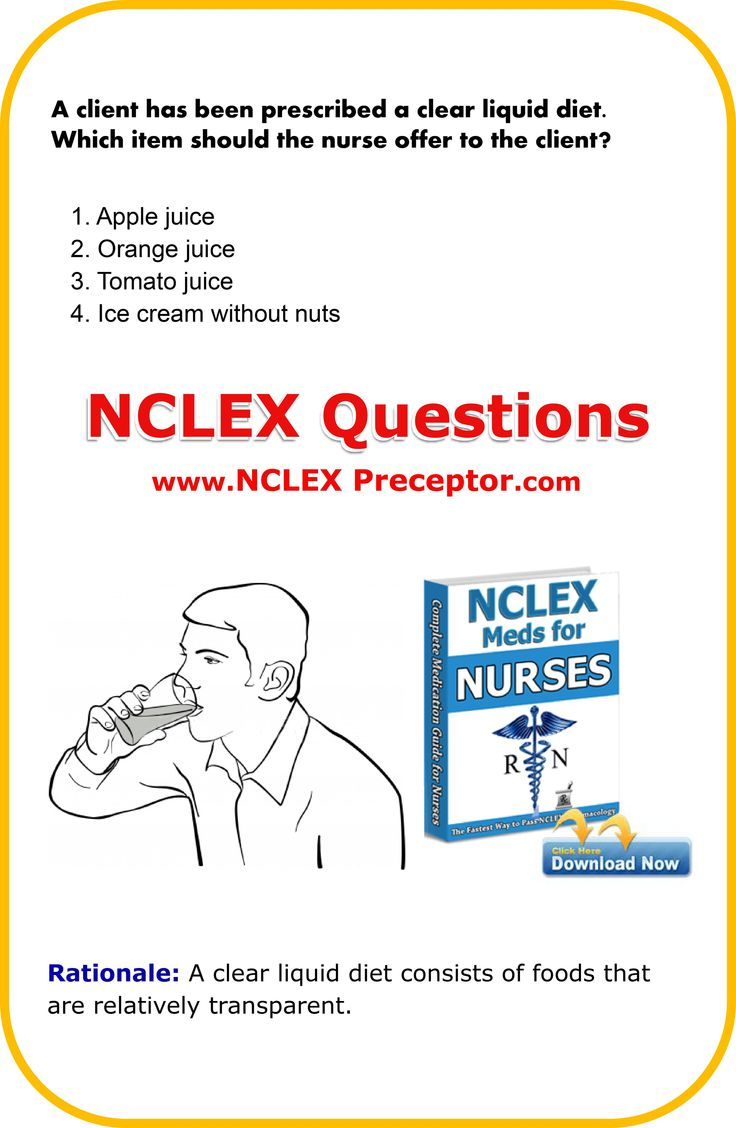 Bonus practice NCLEX questions and rationales. Tips for registered nurses passing NCLEX. www.nclexpreceptor.com