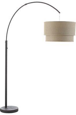 Accessories Gunter Floor Lamp Havertys Furniture
