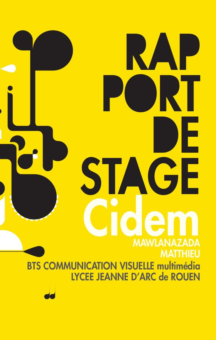 Rapport De Stage LayoutInternship Report