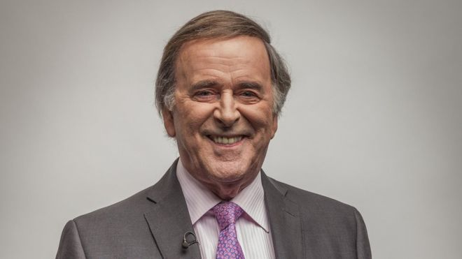 """Veteran BBC broadcaster Sir Terry Wogan has died aged 77, after a short illness, his family has confirmed. In a statement, they said: """"Sir Terry Wogan died today after a short but brave battle with cancer."""