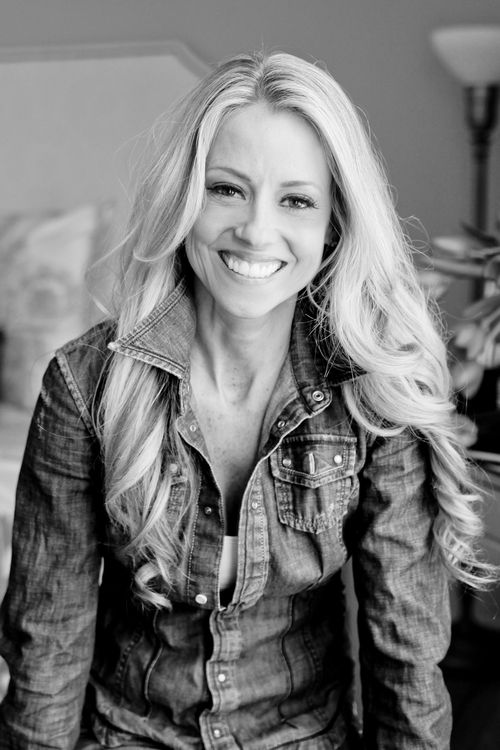 Nicole Curtis - Saving historic homes with her own hands one at a time.