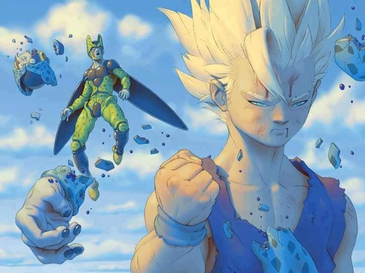 HD wallpapers dragon ball z cooler coloring pages