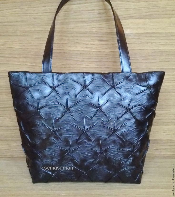 Купить Сумка из натуральной кожи - черный, Кожаная сумка, сумка из кожи, сумка кожаная