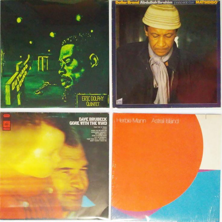 |i| Eric Dolphy Quintet – Outward Bound  (M/NM)  – 595 грн.  Abdullah Ibrahim / Dollar Brand – Matsidiso  (VG+/VG)  – 325 грн.  Dave Brubeck – Gone With The Wind  (VG+/VG+)  – 495 грн.  Herbie Mann – Astral Island  (VG+/VG+)  – 365 грн. #newindiskultura #diskultura #TrueVinylRecordsStore #kyiv #kiev #киев #київ #kyivshop #vinyl #винил #пластинки  #EricDolphyQuintet #HardBop #AbdullahIbrahim #DollarBrand #Jazz #DaveBrubeck #CoolJazz #HerbieMann#JazzFunk