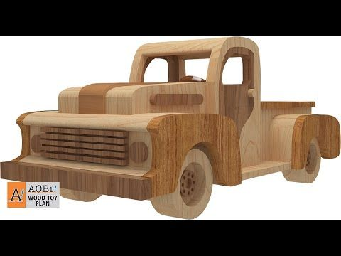1949 Ford F1 Street Rod 3d Plan Preview