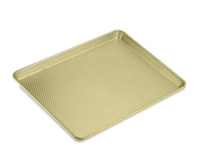 sheet cake pan williams sonoma goldtouch r nonstick half sheet pan set 7323