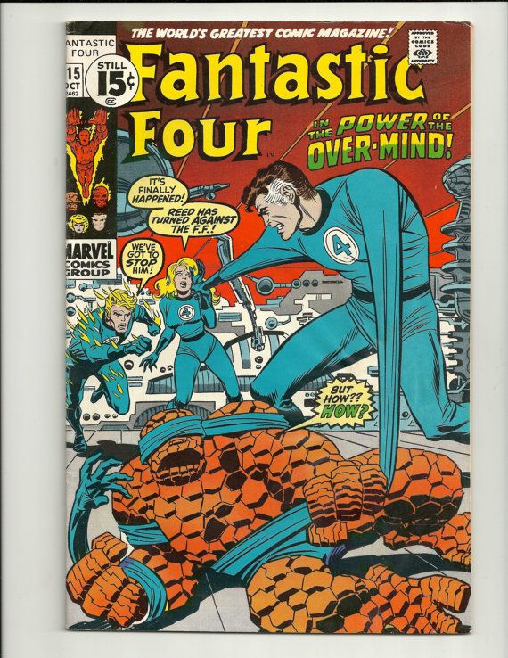 Fantastic 4 Cartoon Characters : Ideas about comic book characters on pinterest