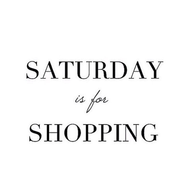 Saturday is for shopping? Online kun je 24/7 shoppen, in de uitverkoop nog wel! #shopping #shopaddict #weekend