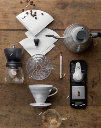So gelingt der Filterkaffee: eine Anleitung (Redaktion: Karin Messerli: Fotos: Daniel Valance) Heft 14