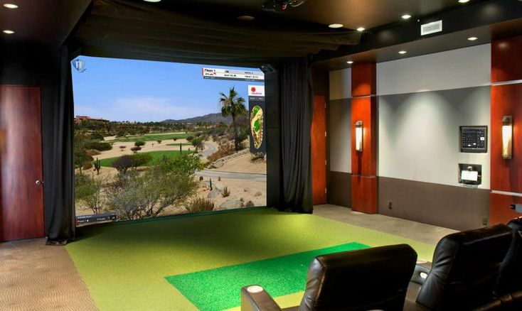 10 Expensive Golf Simulators (With images) Golf