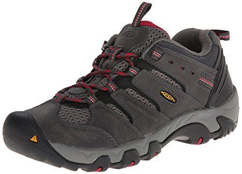 Zapato KEEN Presidio Sport Mesh Wp para mujer, Negro, 5.5 M US
