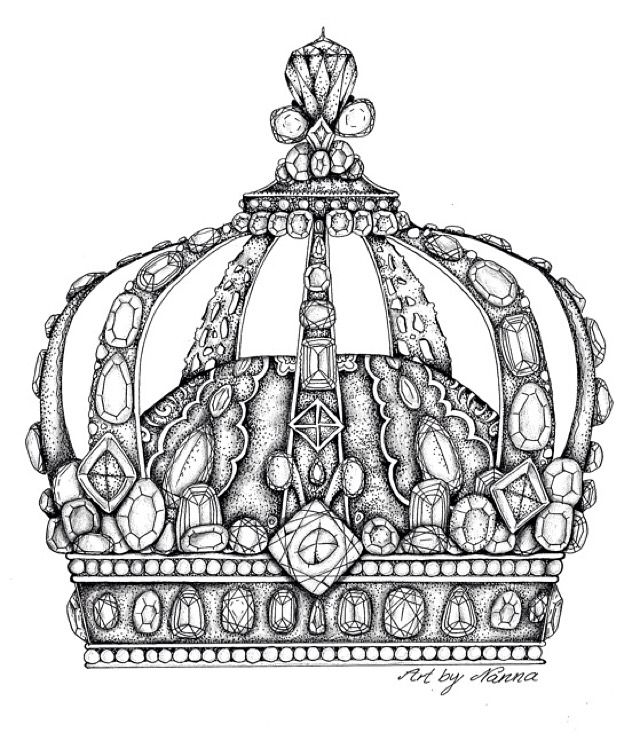 Crown  be loyal to the Royal within you