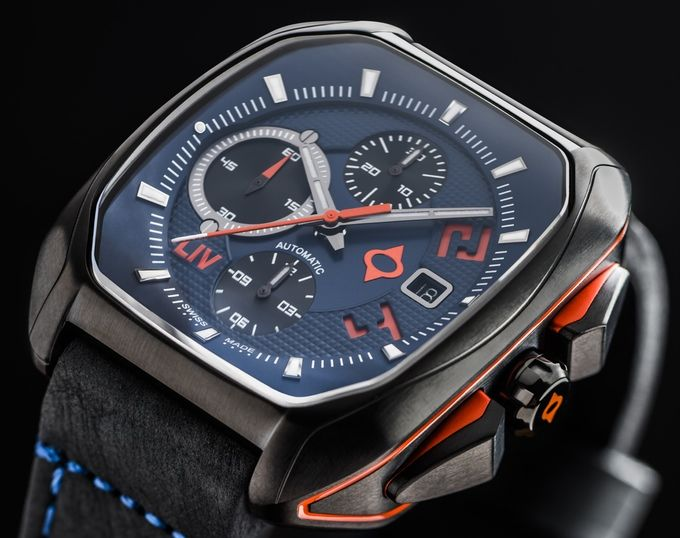 The Most REBELLIOUS Swiss Automatic Watch Ever - LIV Watches by LIV - Swiss Watches — Kickstarter