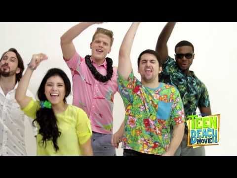 ▶ [Official Video] Cruisin' for a Bruisin' - Pentatonix - YouTube *For the Teen Beach Movie lovers :)