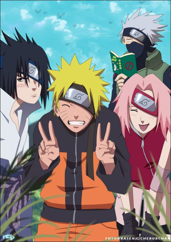 A team that went down in history, the team7 leader …