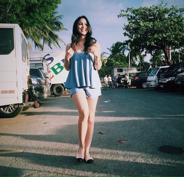 Julia Barretto Ootd Pinterest