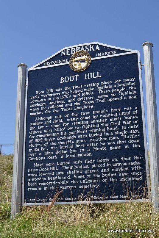 Boot Hill, Ogallala, Nebraska