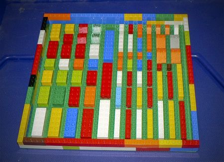lego prep mold set up | Flickr - Photo Sharing! can be used to make jello, chocolate