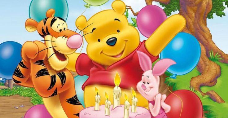 Tantissimi auguri a Winnie the Pooh