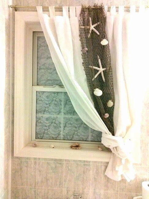 Curtains For Bathroom Window Ideas Elegant Window Treatments For Small Bathroom Windows In 2020 Bathroom Window Curtains Small Bathroom Window Small Window Curtains