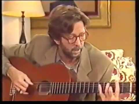 The First Time Eric Clapton Played 'Tears In Heaven' Live, Shortly After His Son Passed Away