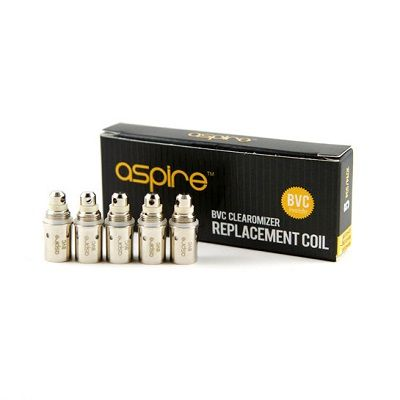 Aspire Replacement Coils - Price Per Piece