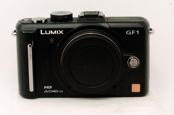 Panasonic Lumix GF1 Black BO,.. SC rendah 4000an!!!