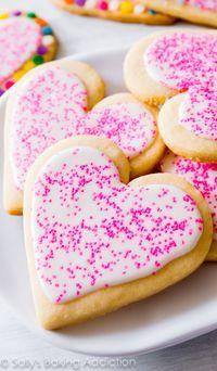 Sugar cookie recipe kid friendly