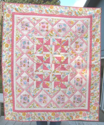 64 best Flower Box Quilts images on Pinterest | Magazine, Baby ... : flower box quilts - Adamdwight.com