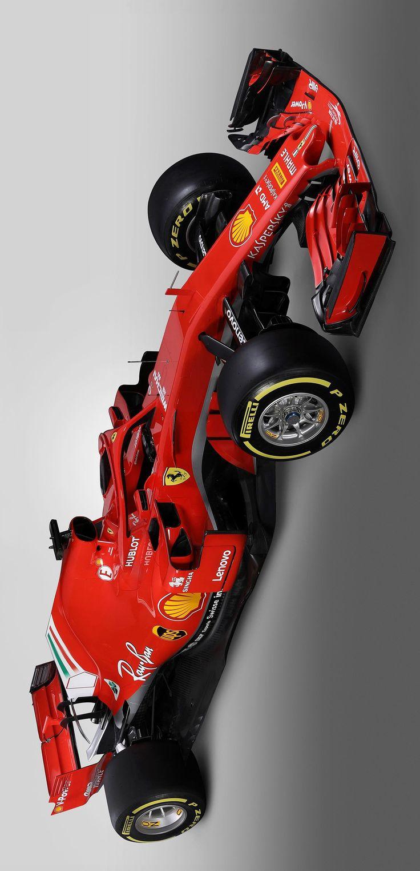 Ferrari f1 2018. The best  car!