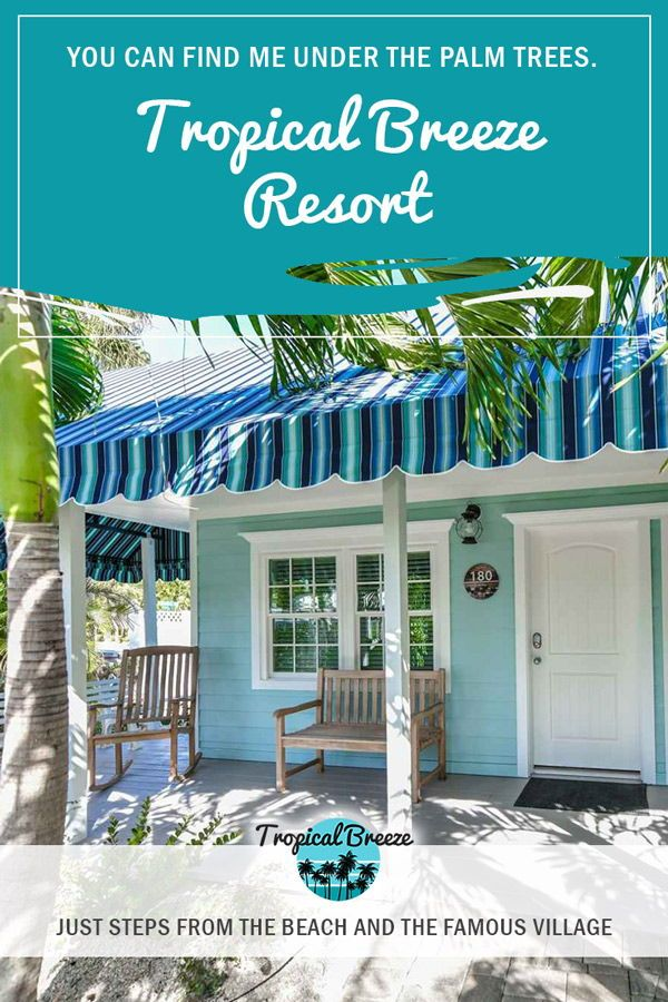 The Tropical Breeze Resort Gives You The Comfort Of Private Vacation