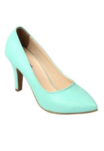 Jual sepatu wanita murah dan berkualitas: CLAYMORE Sepatu High Heels BB-701 Tosca